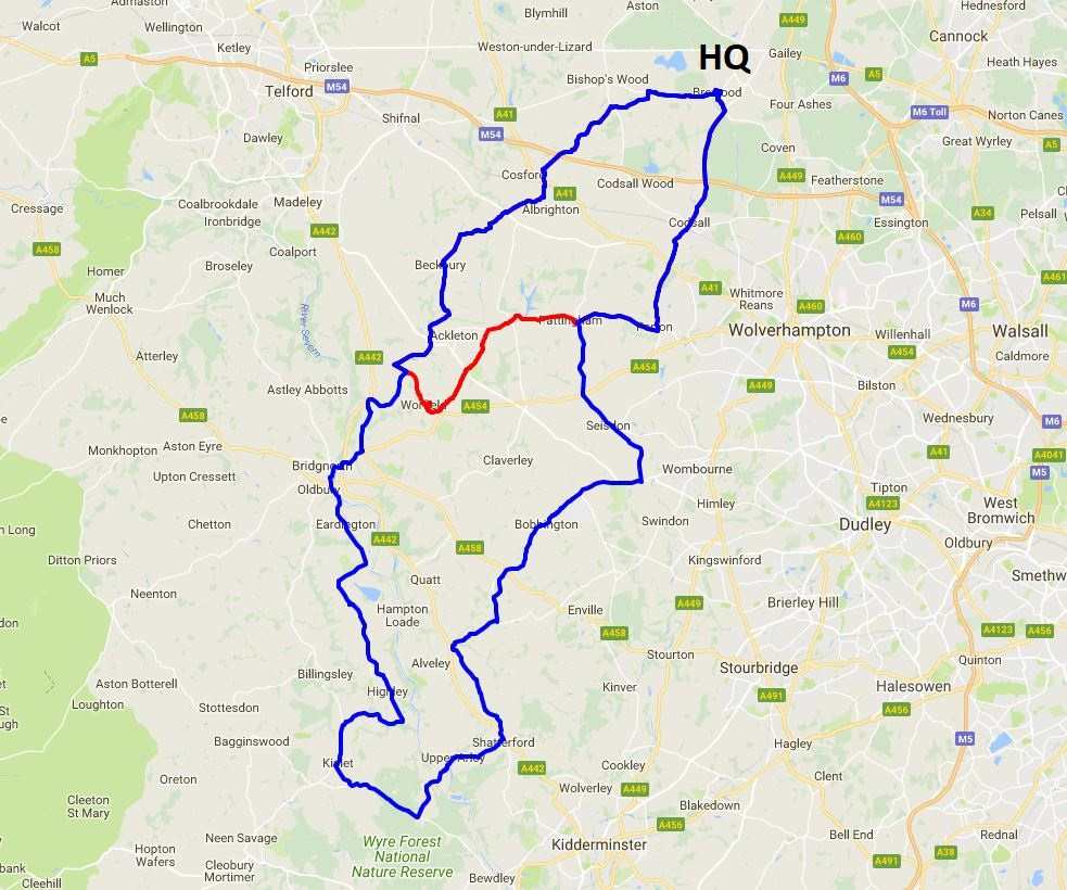 BCC 2018 - Combined Routes